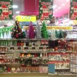 クリスマス売場2016