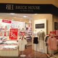 形態安定シャツ専門店 BRICK HOUSE 半袖・長袖・七分袖(レディースのみ)最大50%OFFSALE