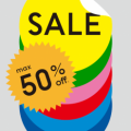 MAX50%OFF!JINSのFINAL SALE実施中!