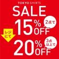 2点15%OFF!3点20%OFF!まとめ買いセール開催中!BRICK HOUSE by Tokyo Shirts